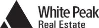 White peak logo